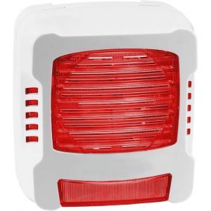Diffuseur sonore avec flash lumineux rouge