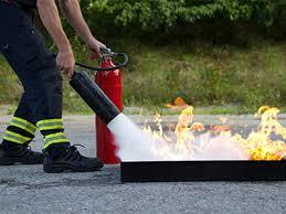 Formation incendie site