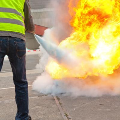 Formation Lutte contre L'Incendie