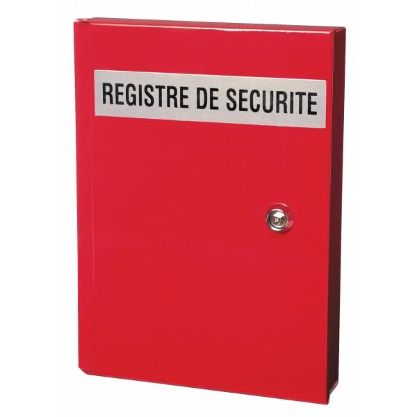 Armoire pour registre de securite