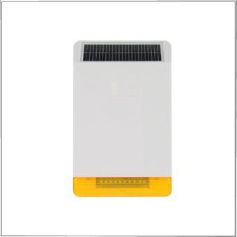 Siréne extérieure solaire Radio